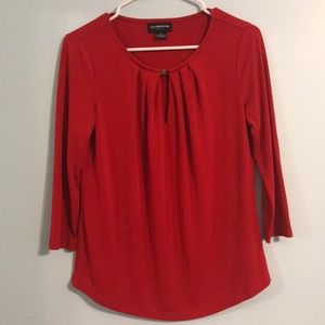 Red Dressy Shirt